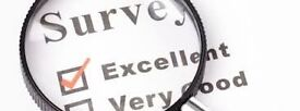 £300 Part Time With Market Research & Surveys