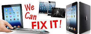 IPhone and IPad, BROKEN / CRACKED SCREEN REPAIR