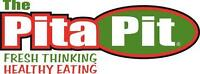 Pita Pit (Full Time - West Brant & Henry Street Locations)