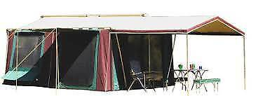 Fraser Cabin Tent 15 x 12 canvas  sc 1 st  Gumtree & Cabin tent | Camping u0026 Hiking | Gumtree Australia Logan Area ...