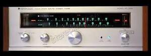 Kenwood KT-7000 solid state am/fm stereo tuner