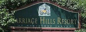 Vacation at Carriage Hill Resort available