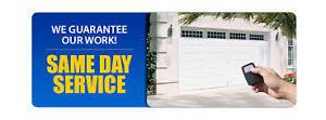 Garage Door Repair & Installation Services Springs & Openers Oakville / Halton Region Toronto (GTA) image 2