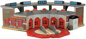 Thomas the Train RoundHouse