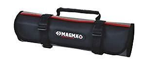 CK Tools MAGMA 9 Pocket Padded Wood Chisel Roll Bag/Case/Pouch/Holder MA2719
