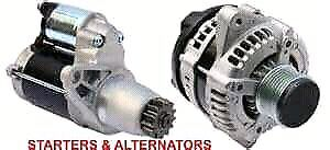 Starters and Alternators Replaced In The Comfort Of Your Home!!!