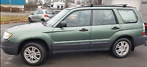 2007 Subaru Forester Columbia Edition VUS