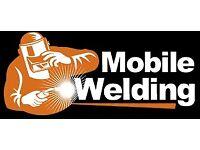 Mobile welder.
