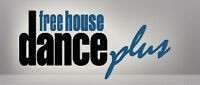 Dance Classes for Kids Calgary - Free House Dance Plus