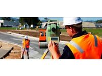 Setting out engineer and land surveying