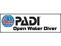 PADI Scuba Diving Courses eLearning