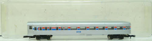 Marklin 8765 Z Scale Amtrak Passenger Observation Car LN/Box