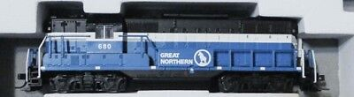 ATLAS 40002972 GP-9TT Blue  GN Great Northern #680 DCC Installed NCE for sale  Renton