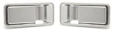 87 - 06 Outside Outer Exterior  LH &  RH  Half Door Handles  Fits: JEEP WRANGLER ()