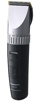 Panasonic ER-1512 K Maquina Corte Cortapelos ProfesionaL [Ver Fotos]