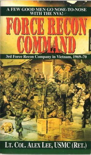 Force Recon Command by Lt. Col. Alex Lee