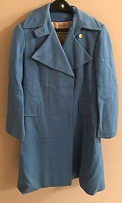 Pan Am Airline Flight Attendant Stewardess Uniform Jacket 1970S