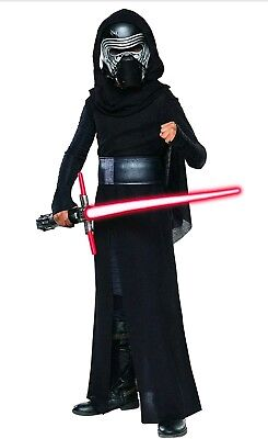 Star Wars Kylo Ren Child Costume The Force Awakens Deluxe Costume Small (4-6)