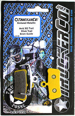 Truckerco Pastillas Frenos Avid X0 Senda SRAM Guide R Rs Rsc Ultimate...