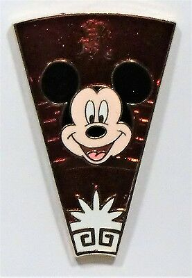 Disney Chinese Zodiac Mystry Collection Year of the Rat Mickey Mouse Pin NEW