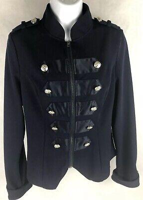 Kate Kasin Women's Victorian Steampunk Ringmaster Jacket Size Small - Ringmaster Vest