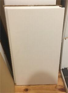 White Ikea Kitchen Cabinet Doors APPLAD(?) X6