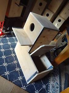New Bird nesting Boxes Elizabeth Grove Playford Area Preview