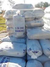 Cow Manure, Chicken Manure, Mushroom Compost & 3in1 Mix 30L Bags Luddenham Liverpool Area Preview