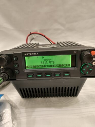 Motorola XTL5000 VHF Complete System