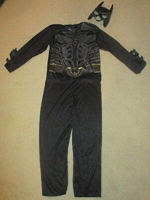 Batman Dark Knight Boys Costume Mask Size L 10