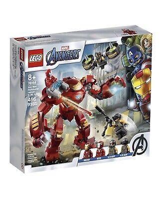 Lego 76164 Marvel Avengers Endgame Iron Man Hulkbuster versus A.I.M. Agent DC