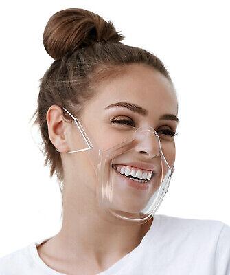 Air:Code® Mundschutz Mund Nase Maske Schutz Visier Gesichtsschutz Schutzmaske