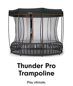 Vuly Thunder Pro Trampoline size L with accessories