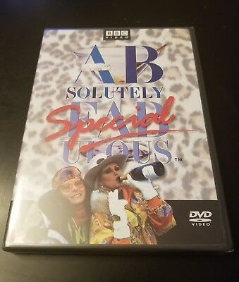 BBC Absolutely Fabulous - Absolutely Special (DVD 2003) Brand New Free S&H (BX1)