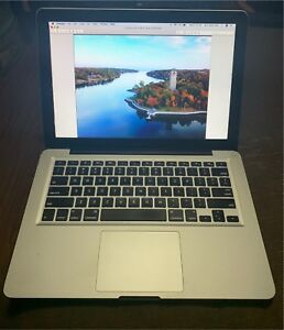 "2012 MacBook Pro 13"" (Trade for 15"")"