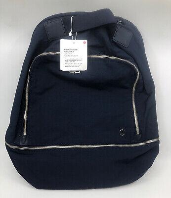 Lululemon City Adventurer Backpack II Navy Blue - Free Shipping