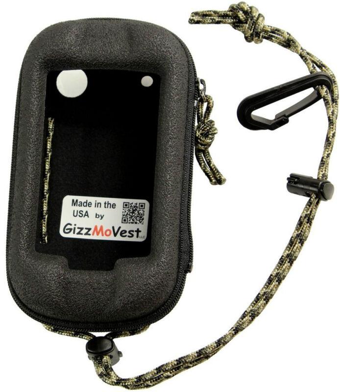 COVER CASE for Garmin Montana 680 650 610 600 Made in the USA GizzMoVest Black