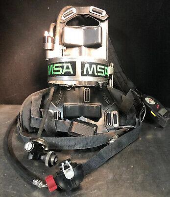 Msa Frame Harness Scba Air Pack Bottle Cylinder Tank Holder. Our 2