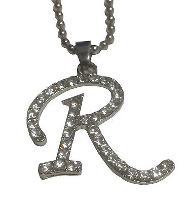 R Necklace Regina George Mean Girls Movie Costume Plastics Letter Pendant Gift](Mean Girls Costumes)