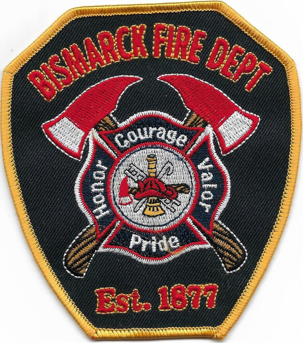 Fire Department New York Patch BRONX USA Feuerwehr Abzeichen Ladder 52 Engine