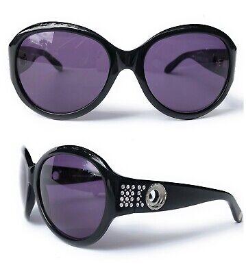 New Kameleon JewelPop Sunglasses Swarovski Crystals UV400 Black (Kameleon Sunglasses)