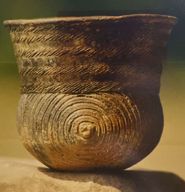 Caddo Culture Jar, Red River Site, Arkansas Vicinity