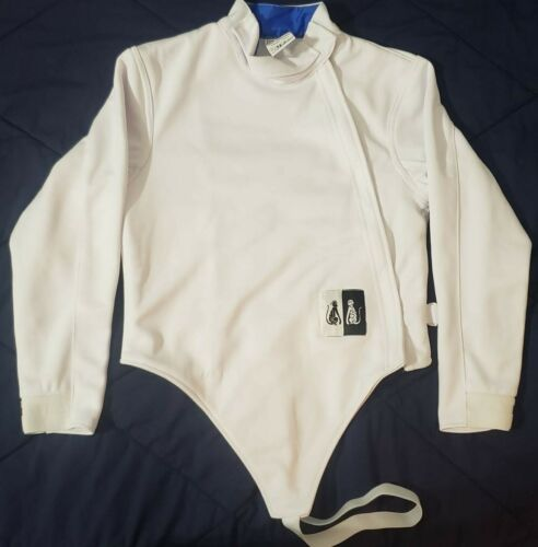Fencing Jacket CE 350N Stretchy, Washable, Multiple sizes