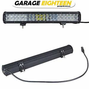 "20"" Inch 294w 5D OSRAM LED Light Bar FREE WIRING KIT!! Holden Hill Tea Tree Gully Area Preview"