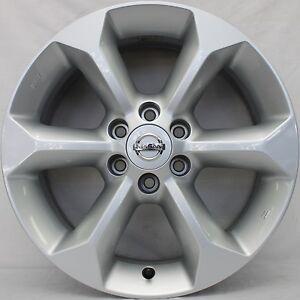 1-X-17-inch-Genuine-Nissan-Navara-Pathfinder-Alloy-Wheel