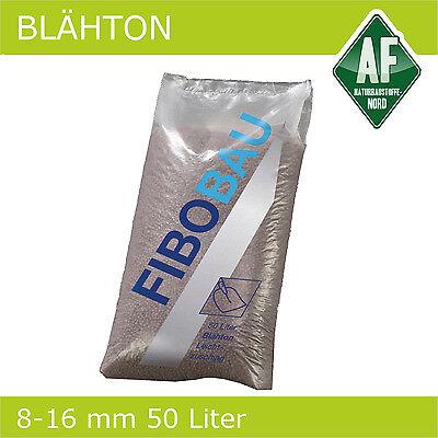 Fibo Bau 50 Liter Blähton 8-16mm