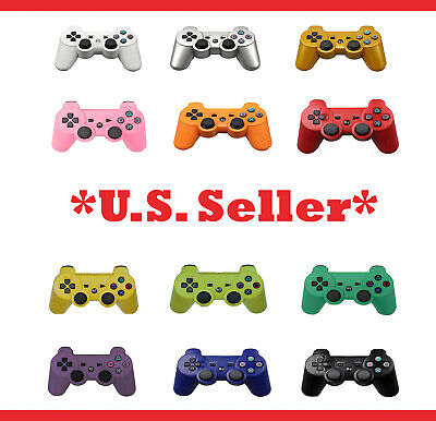 FAST SHIPPING Wireless Bluetooth Remote Game Controller For PS3 Playstation 3