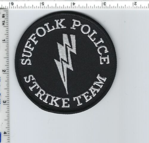 Suffolk County Police (Empire State) Strike Force Shoulder Patch - new