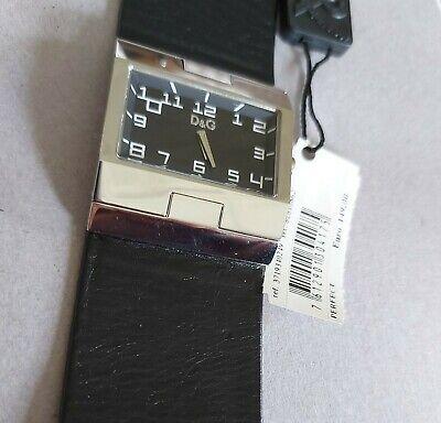 Dolce & Gabbana Herrenuhr, Unisex Uhr sehr selten, Nachlass, Retro Design breit