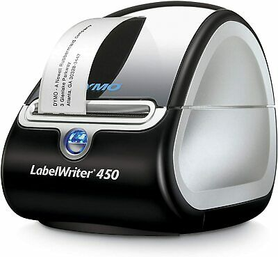 Label Printer Labelwriter 450 Direct Thermal Label Printer Great For Labeling